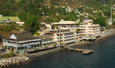 Fort Young Hotel - Strong 4th quarter performance signals Dominica's tourism recovery