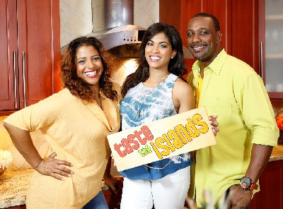 Taste The Islands hosts Chef Thia, Lisa Lee and Chef Irie