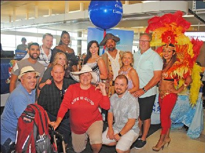 The Cayman Islands Celebrates Inaugural Southwest Airlines Flight