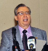 CHTA's Director General Frank Comito - New Caribbean Jobs Bank launched