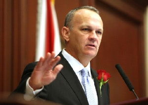Richard Corcoran -Speaker of the Florida House of Representatives wants to arm teachers