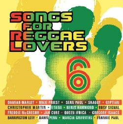 "Right in time for Valentine's Day, ""Songs for Reggae Lovers: Volume 6"" is now available on VP Records/Greensleeves Records. The two-disc album gathers 30 rose handed love duets from top acts in reggae"