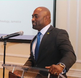 Hon. Andrew Wheatley to receive 2018 Technology Leadership Award from Jamaica College Old Boys Association of New York