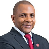 Courtney Campbell, President and Chief executive Officer of The Victoria Mutual Group as Victoria Mutual Florida Representative Office Marks 10th Anniversary