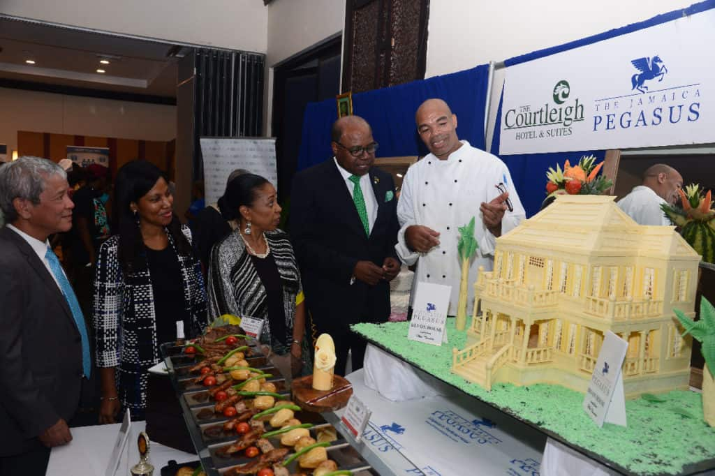 Jamaica's Tourism Ministry Supports Gastronomy Industry