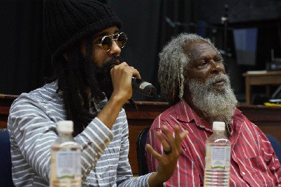 Popular Reggae artist Protoje and the iconic songwriter and artist Bob Andy served as panelists at past Jamaica Music Conference