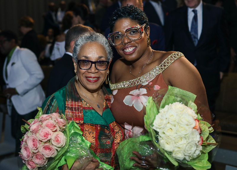 Pérez Art Museum Miami Art + Soul Celebration: Lowery Stokes Sims and Ebony G Patterson