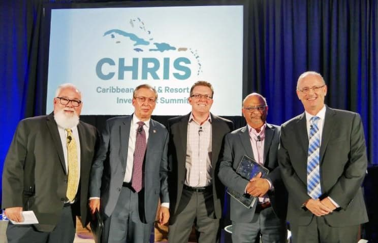 Frank Comito, Caribbean Tourism is Robust and Resilient