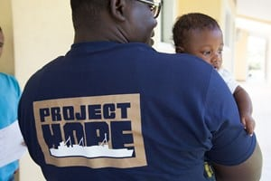 Project HOPE Airlifts Medicines and Supplies to Haiti