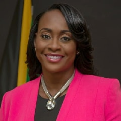 Jamaica's First Lady, Juliet Holness Is Keynote Speaker at Protect the Children Gala