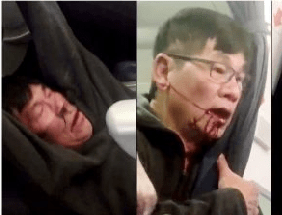 "United Airlines CEO, ""Sorry"", But Stands By Staff"