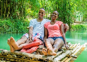 Five of Jamaica's most romantic spots invite couples to reconnect
