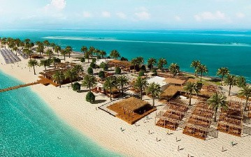 Soca on the Seas makes epic trip in 2019 to Dubai - Sir Bani Yas Private Island in Abu Dhabi-