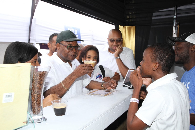 Blue Mountain Coffee for Jamaica's Cruise Visitors