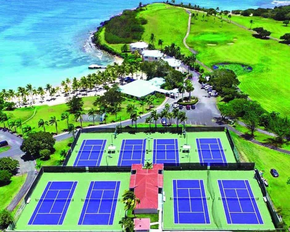 USVI Tennis Cup Comes to St. Croix