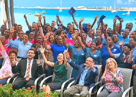 More Caribbean Professionals Complete Hospitality Training