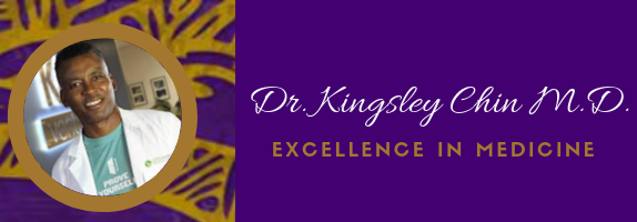 Dr Kingsley Chin 2019 Caribbean American Heritage Awards Honoree