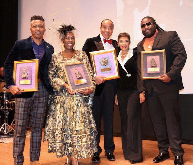 Four Jamaicans Among Nine Headliners of Caribbean American Heritage Awards in Washington, DC