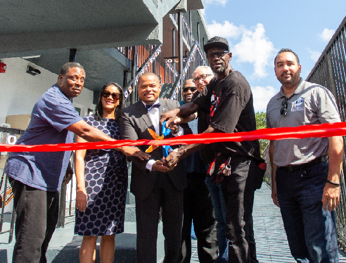 Southeast Overtown/Park West CRA Makes Affordable Housing a Reality in Historic Overtown