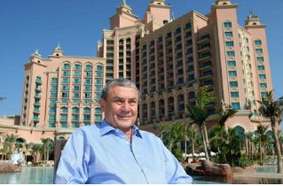 Bahamas Ministry of Tourism & Aviation Statement on Passing of Sol Kerzner