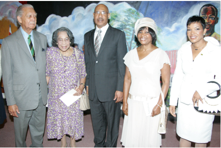"Leo Edwards, an ""Elder Statesman and Genuine Treasure in Washington, DC & Jamaican Community"" – Ambassador Marks"
