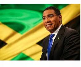 Jamaica Labour Party Hon. Andrew Holness, ON, MP Prime Minister of Jamaica
