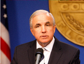 Miami-Dade County Mayor Carlos A. Gimenez