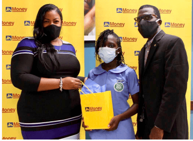 Students Receive Scholarships, Tablet From JN Money