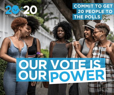 Black Leaders Collaborative Spearheads Successful Initiatives for 20for20 Campaign