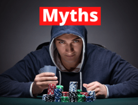 Pay Attention To The Myths About Online Gambling: Which Ones Are Not True, But Which Ones Are Real?