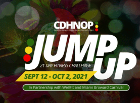 Jump Up 21 Day Fitness Challenge